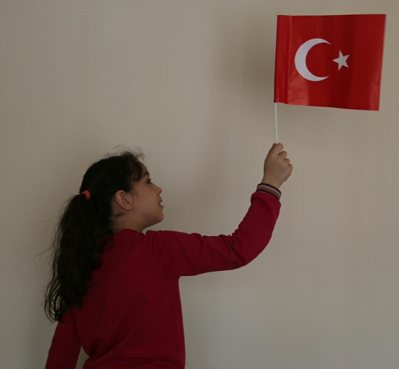 23 Nisan Ulusal Egemenlik ve Çocuk Bayramı. Tüm çocuklara kutlu olsun. ..