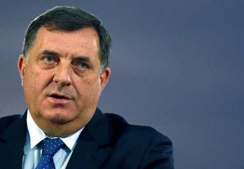 Bosnia's bid to form a new govt fails over divisions on NATO