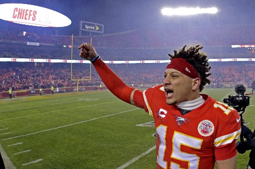 Titans, Chiefs on verge of Super Bowl, play for AFC title