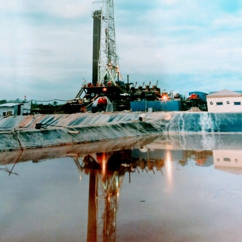 Audifel Oil Drilling