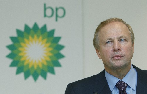BP CEO Dudley, who managed wake of Gulf oil spill, to retire
