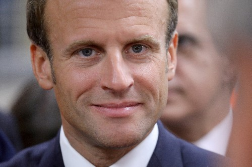 France's Macron bets on private-sector funding to fuel startup push
