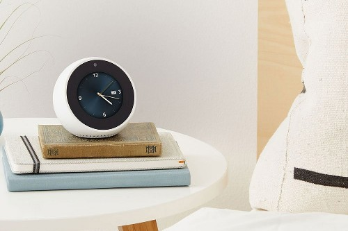 Amazon's Echo Spot is a sneaky way to get a camera into your bedroom