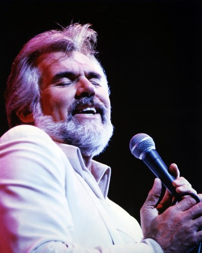 Kenny Rogers: A Life in Pictures