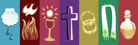 The Seven Sacraments include 1. Baptism 2. Reconciliation/Penance 3. Holy Communion 4. Confirmation 5. Marriage 6. Holy Orders 7. Anointing of the Sick These sacraments give seven ways that Jesus gave his followers to overcome Sin. We draw on these powerful sacraments in different ways so we become more loving, loyal, forgiving and honest.