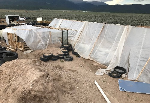 New Mexico compound suspects plead not guilty, targeted as Muslims: lawyers
