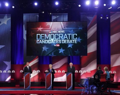 Democratic Debate 1.17.16 in Pictures
