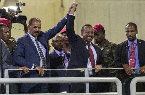 Ethiopia's reformist PM Abiy Ahmed wins Nobel peace prize