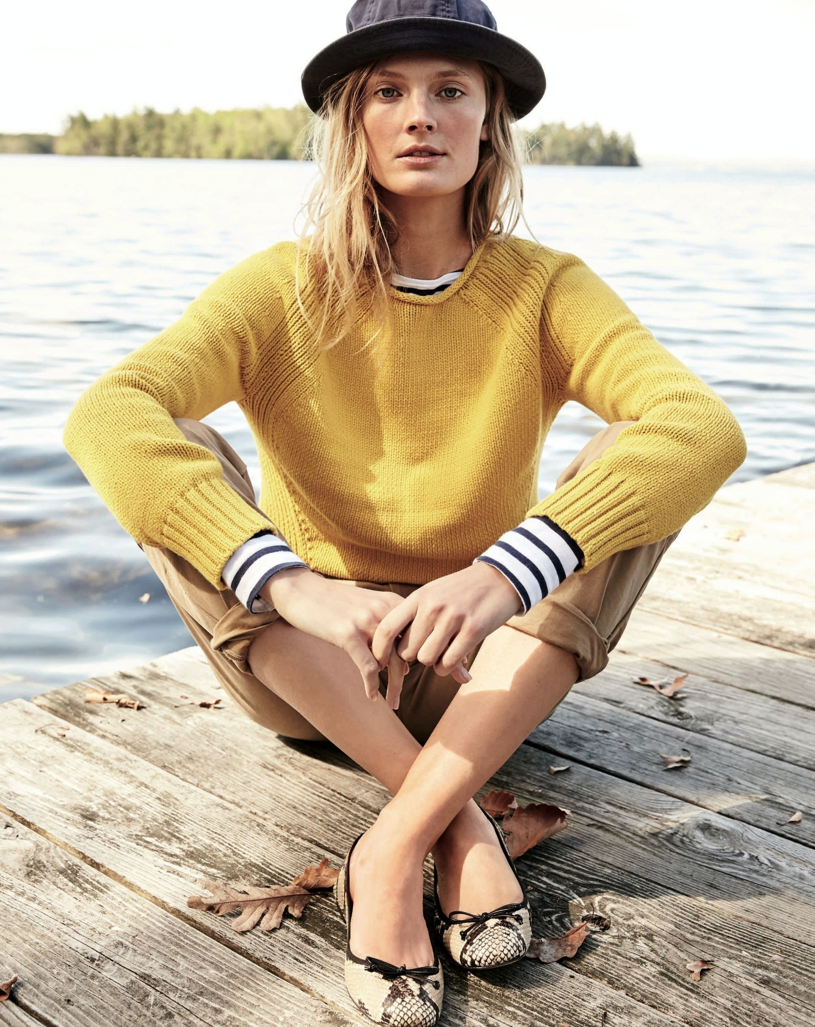 J.Crew's Head Stylist on Reissues, Nostalgia, and the Shirt That's Making a Big Comeback