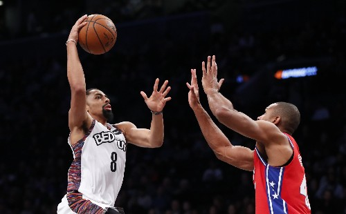 Nets snap Embiid-less Sixers' win streak with 109-89 rout