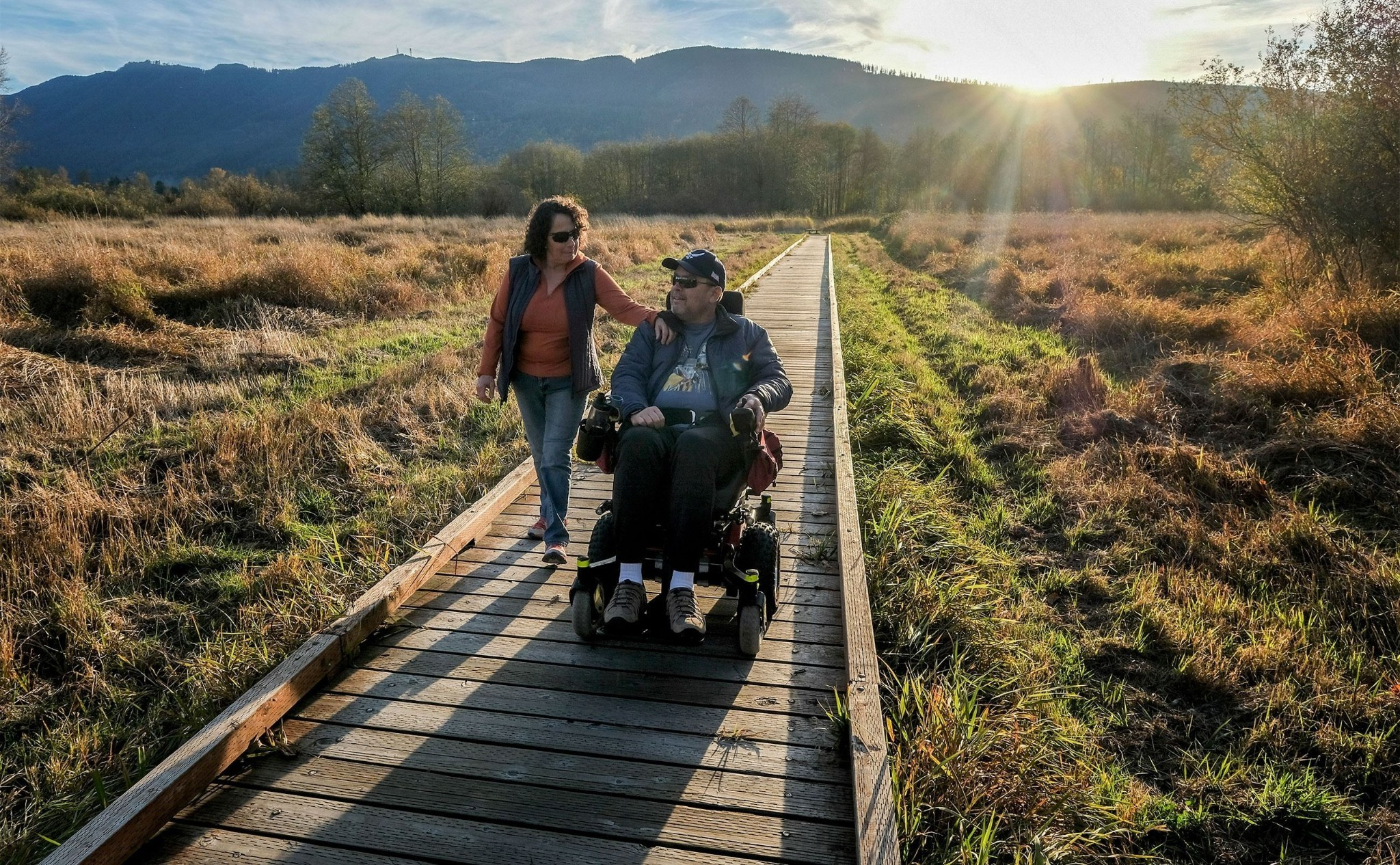 For some receiving disability benefits,  the desire to work will never cease