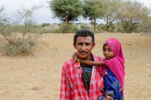 Hunger stalks Yemen's remote villages after four years of war