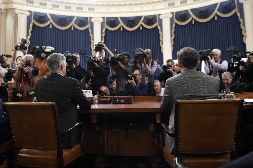 Takeaways so far from House public impeachment hearings