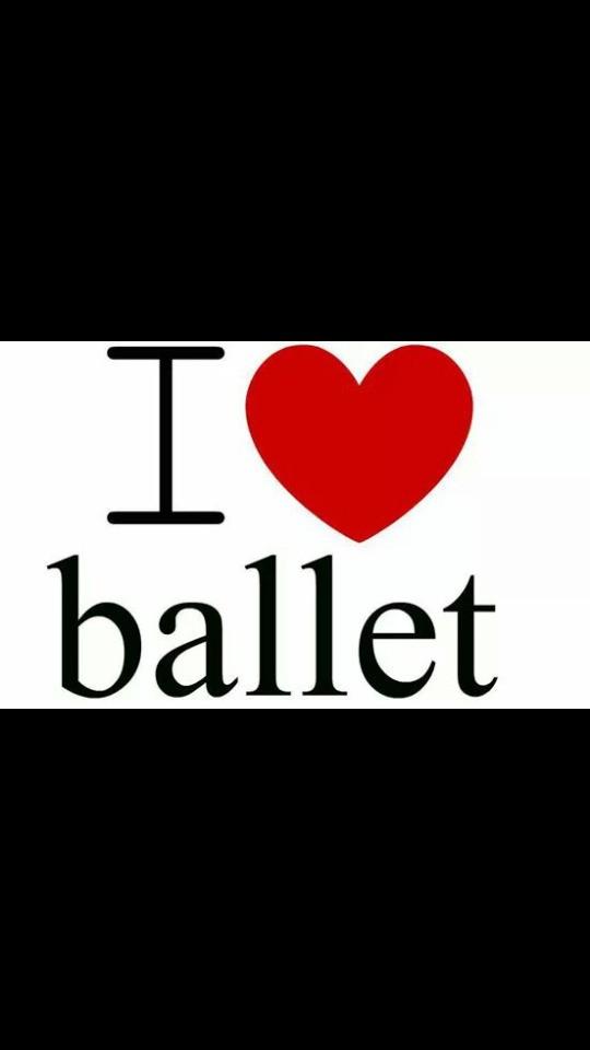 I ♥ U Ballet