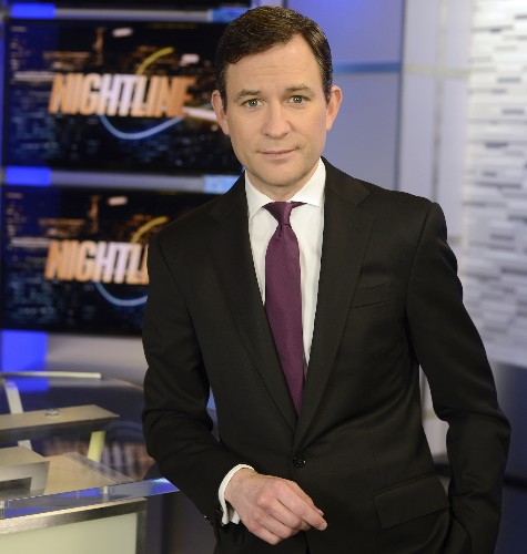 On the Red Couch with ABC News' Dan Harris