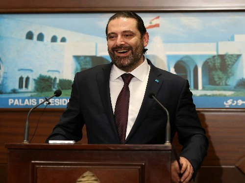 Lebanese PM: new budget start of 'a long road' to economic safety