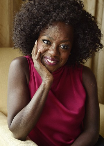 Viola Davis on 'Widows,' MeToo and expressing her femininity