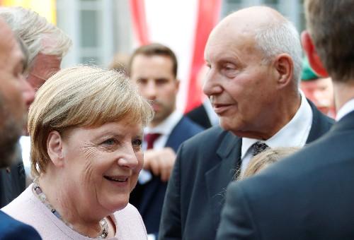 Merkel erteilt Minderheitsregierung Absage