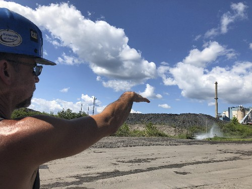 Warnings over pollution met with a shrug in coal country