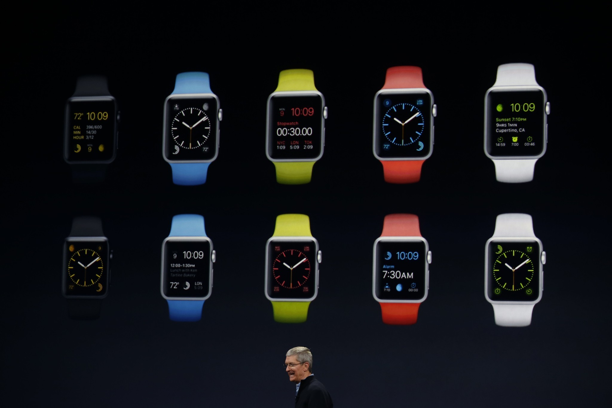 Apple Watch will take 150 minutes to charge fully