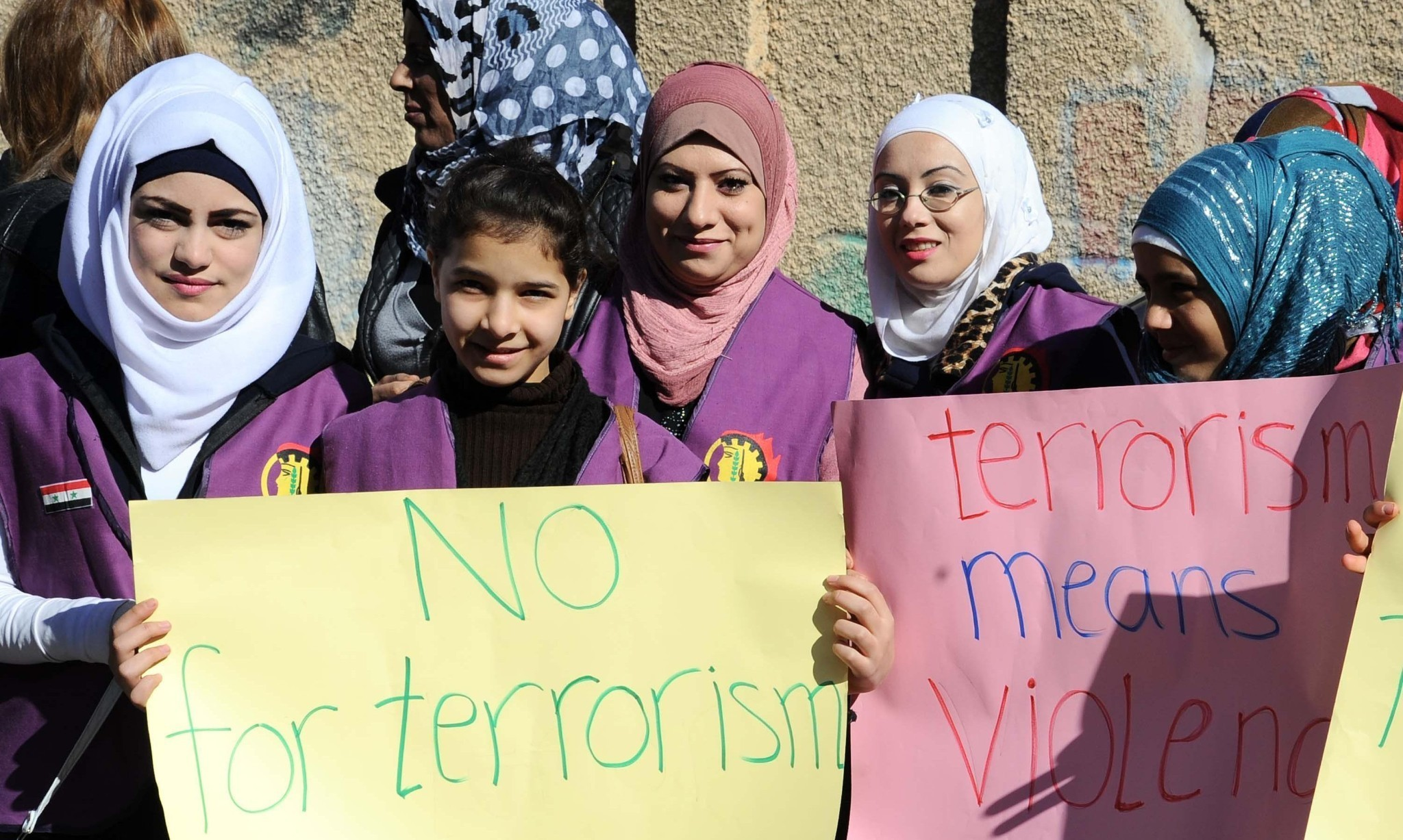 Scotland to train female Syrian peacemakers in conflict resolution
