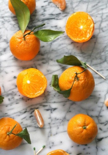 DIY: Sunny Citrus Votives