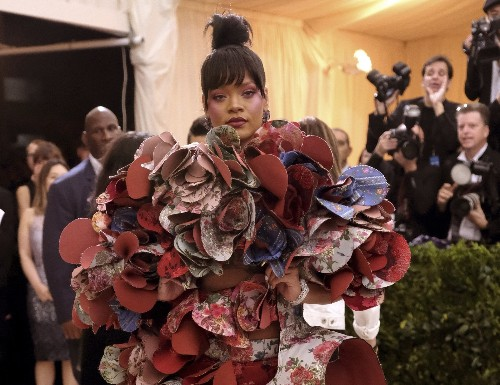 All the A-Listers at the Met Gala: Pictures