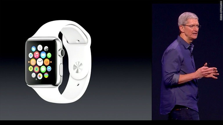 Wearables will explode after Apple Watch debut