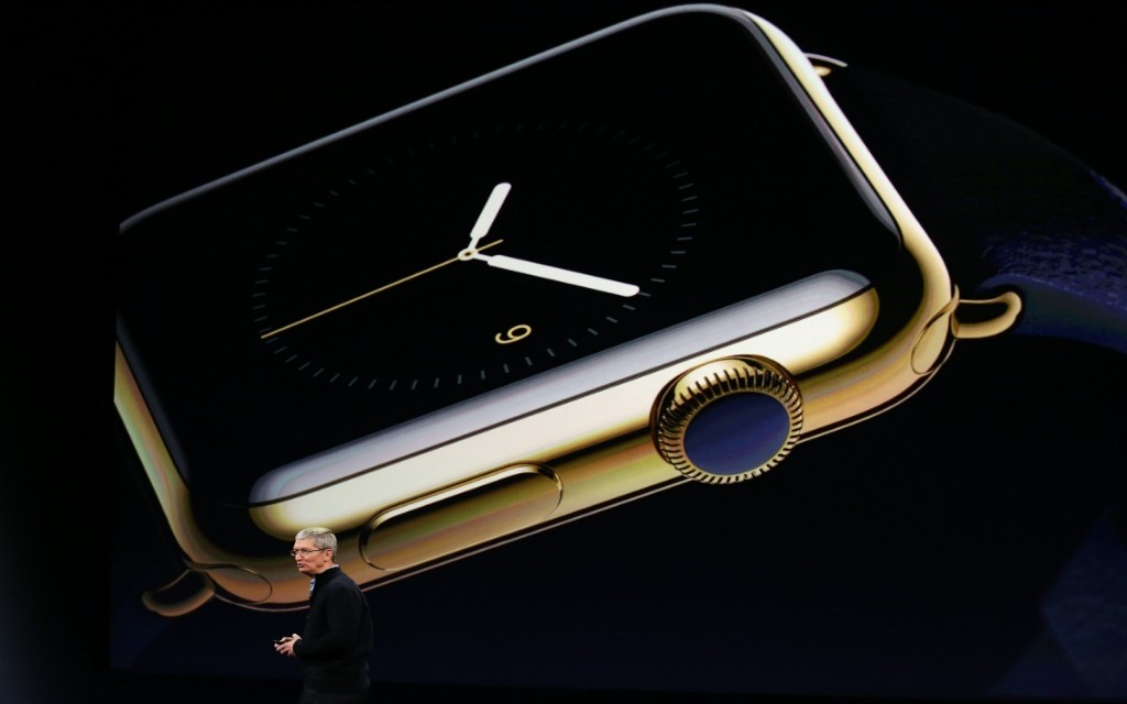 About Apple Watch - Magazine cover