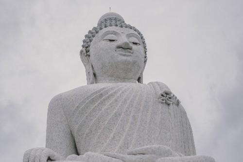 Buddha was a data scientist