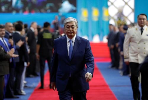 Президент Казахстана: ЦБ обязан существенно повысить объем Нацфонда