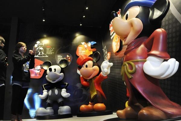 Shanghai Disney theme park seems to be progressing slowly[1]