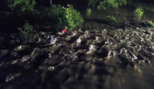 U.S. south 'still under the gun' after deadly storms