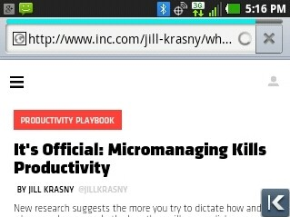 MicroManagement = The Other Guy Is Breaking The Law and Hiding It Behind Your Work Performance.