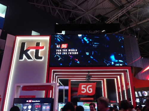 All eyes on the 5G prize as troubled telecom industry gathers for MWC 2018