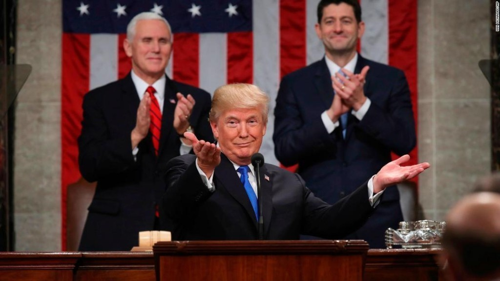 CNN's Reality Check Team vets Trump's State of the Union