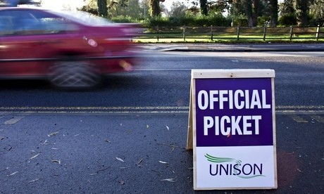 One million public sector workers prepare for nationwide strike