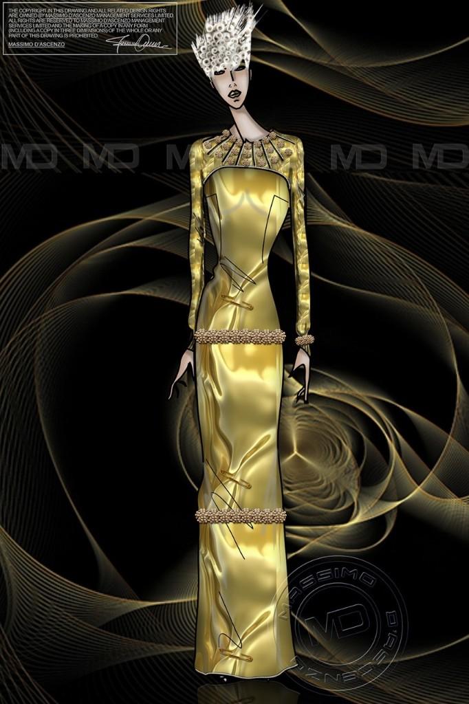 'MD' Massimo D'ascenzo Beautiful Luxury Jewellery Handbags.  www.massimod.com - Magazine cover