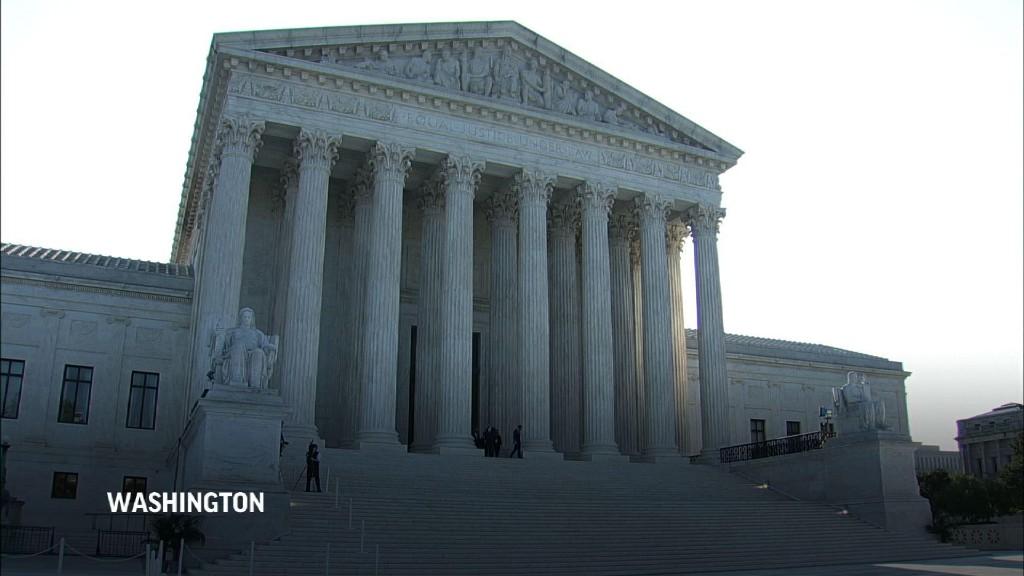 Ginsburg casket arrives at Supreme Court