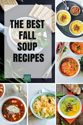 Fall Soup Recipes To Warm You Up On Those Chilly Nights