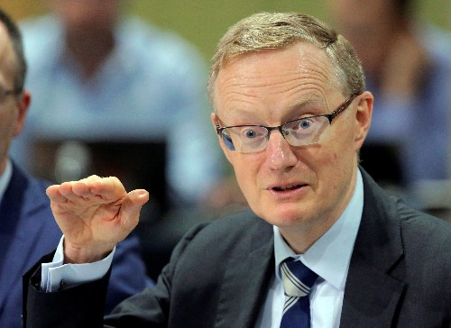 Australia central bank governor says monetary policy alone cannot drive growth