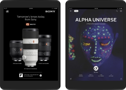 Campaigns Worth Knowing: Sony Alpha, G-Star and Korean Air