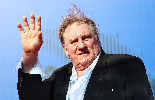 French prosecutors drop rape investigation against actor Depardieu