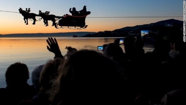 The real story behind Santa Claus