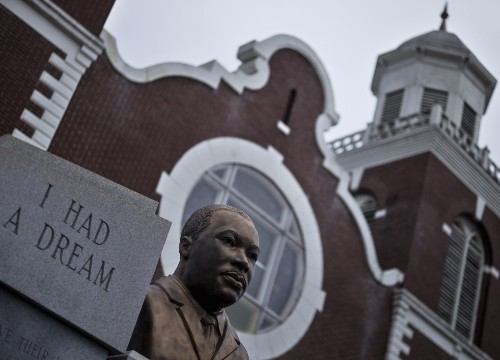 Selma Prepares to Mark 50th Anniversary of Bloody Sunday