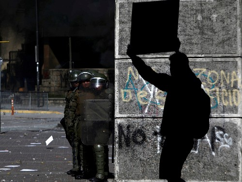 Chile lawmakers call for social reforms as protests mount