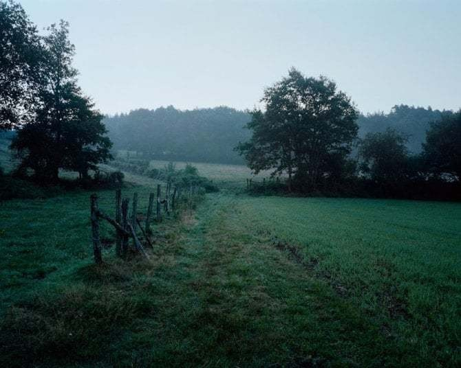 Shot at Dawn - haunting and evocative photographs of locations where First World War soldiers were shot for desertion or 'cowardice'