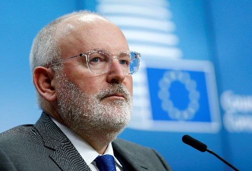 No-deal Brexit would be tragedy, EU will stick to agreement: Timmermans