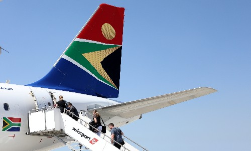 South African state airline says could cut more than 900 jobs