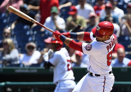 Nationals hold off Mets for rare series win